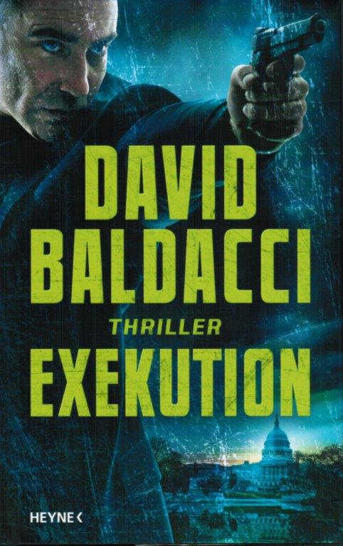 David Baldacci - Exekution