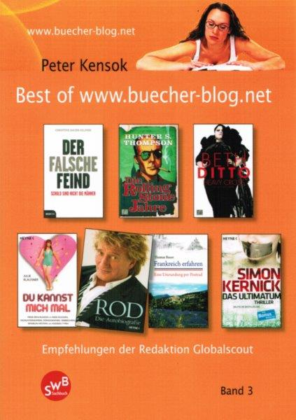 Peter Kensok – Best of www.buecher-blog.net Band 2